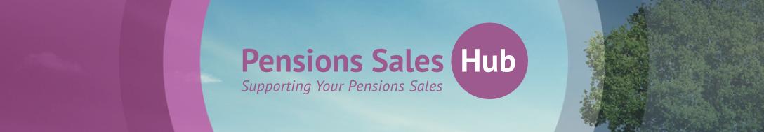 Broker Sales Hub header