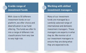 Pillars of investment