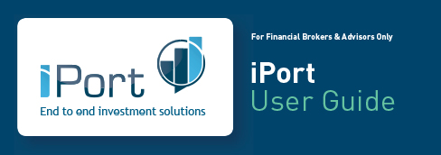 iPort User Guide